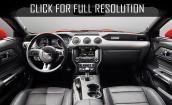 2015 Ford Mustang interior #4
