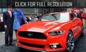 2015 Ford Mustang v6 #1
