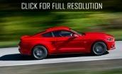 2015 Ford Mustang v6 #2