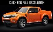 2015 Ford Ranger concept #1