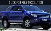 2015 Ford Ranger diesel #1