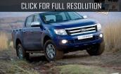 2015 Ford Ranger diesel #2