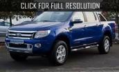 2015 Ford Ranger diesel #3