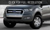2015 Ford Ranger facelift #1