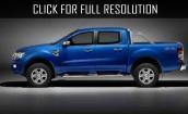 2015 Ford Ranger facelift #2