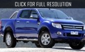 2015 Ford Ranger facelift #3
