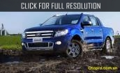 2015 Ford Ranger facelift #4