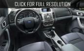 2015 Ford Ranger interior #1