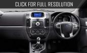2015 Ford Ranger interior #2