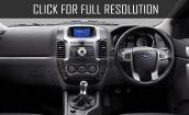 2015 Ford Ranger interior #2