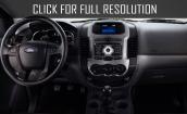 2015 Ford Ranger interior #3