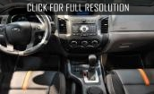 2015 Ford Ranger interior #4