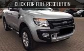 2015 Ford Ranger wildtrak #1