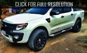 2015 Ford Ranger wildtrak #3