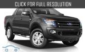2015 Ford Ranger wildtrak #4