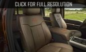 2015 Ford Super Duty interior #1