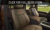 2015 Ford Super Duty interior #1