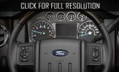 2015 Ford Super Duty interior #3