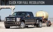 2015 Ford Super Duty King ranch #1