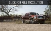 2015 Ford Super Duty platinum #2