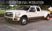 2015 Ford Super Duty platinum #4