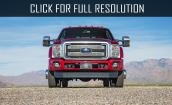 2015 Ford Super Duty redesign #2
