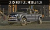 2015 Ford Super Duty redesign #4