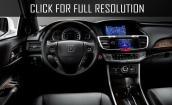 2015 Honda Accord interior #1