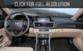 2015 Honda Accord interior #3