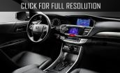 2015 Honda Accord interior #4