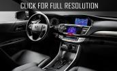 2015 Honda Accord interior #4