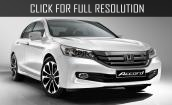 2015 Honda Accord sedan #1