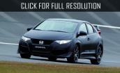 2015 Honda Civic black #1