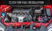 2015 Honda Civic engine #1