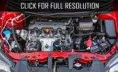 2015 Honda Civic engine #1
