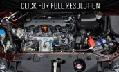 2015 Honda Civic engine #2