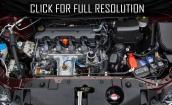 2015 Honda Civic engine #2