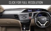 2015 Honda Civic interior #2