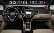 2015 Honda Civic interior #3