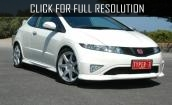 2015 Honda Civic white #1