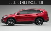 2015 Honda CR-V - new engines, transmission, interior, photos