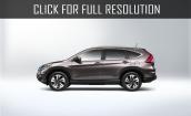 2015 Honda Cr V