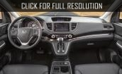 2015 Honda Cr V interior #1