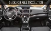 2015 Honda Cr V interior #1