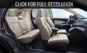 2015 Honda Cr V interior #2