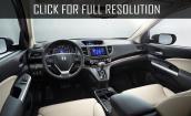 2015 Honda Cr V interior #3