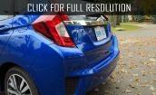 2015 Honda Fit Ex i #2