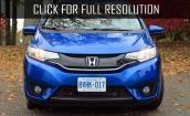 2015 Honda Fit Ex i #3