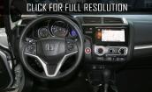 2015 Honda Fit Ex interior #3
