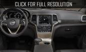 2015 Jeep Cherokee interior #3